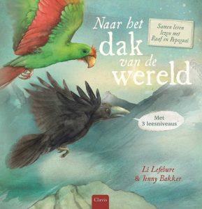 samenleesboek raaf en papegaai naar het dak van de wereld