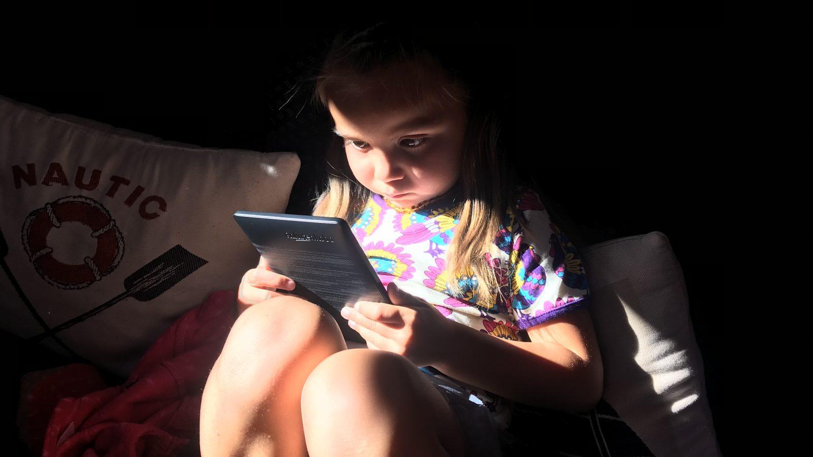 e reader voor kinderen