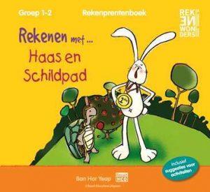 Rekenprentenboek Haas en Schildpad