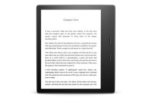 amazon kindle oasis e-reader