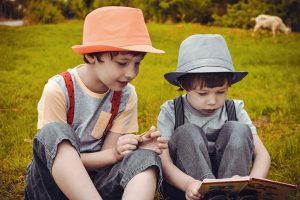 samen lezen boek