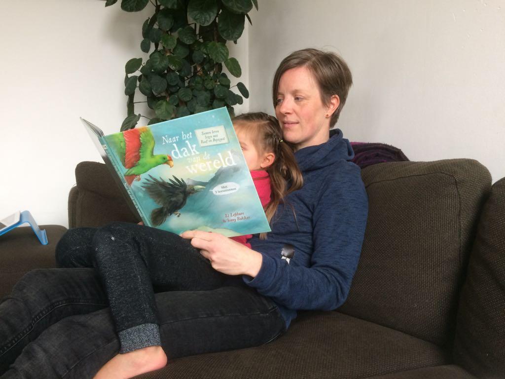 samen genieten van samenleesboeken