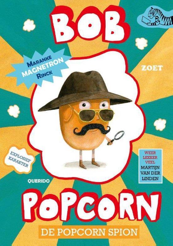 tijgerlezen de popcorn spion bob popcorn
