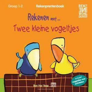 Rekenprentenboek Twee kleine vogeltjes
