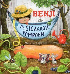 Benji en de gigagrote pompoen