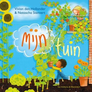 mijn tuin kinderboek moestuin