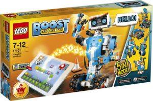 Lego Boost 17101 lego robot programmeren