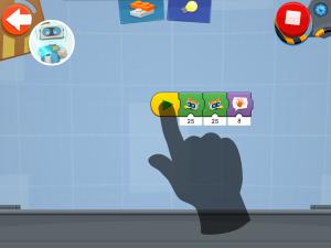 Lego Boost app programmeeromgeving