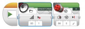 codeblokken lego mindstorms ev3 programmeeromgeving