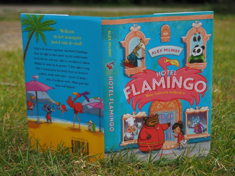 Hotel Flamingo boek Alex Milway