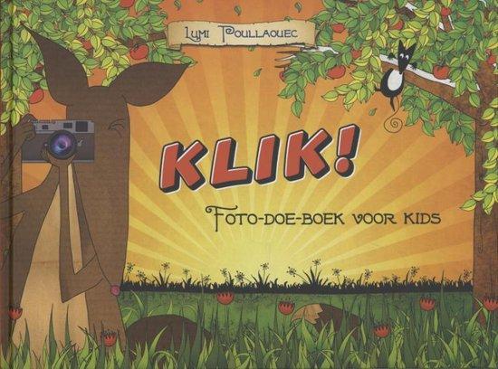klik! foto doeboek voor kids