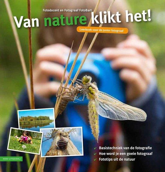 van nature klikt het boek fotografie voor kinderen