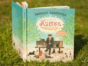 het kattenmannetje Janneke Schotveld