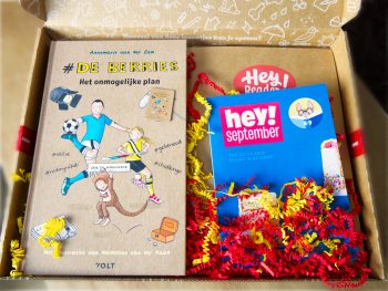 Hey reader September 8-9 jaar