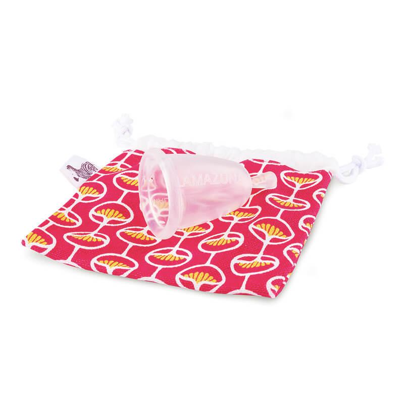 Lamazuna menstruatiecup