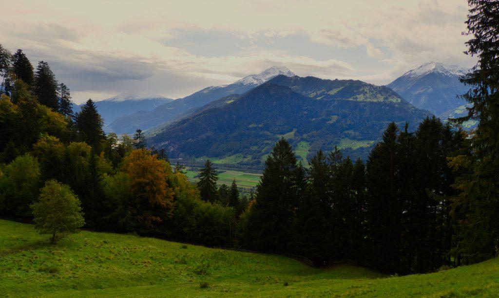 Uitzicht Heidialp