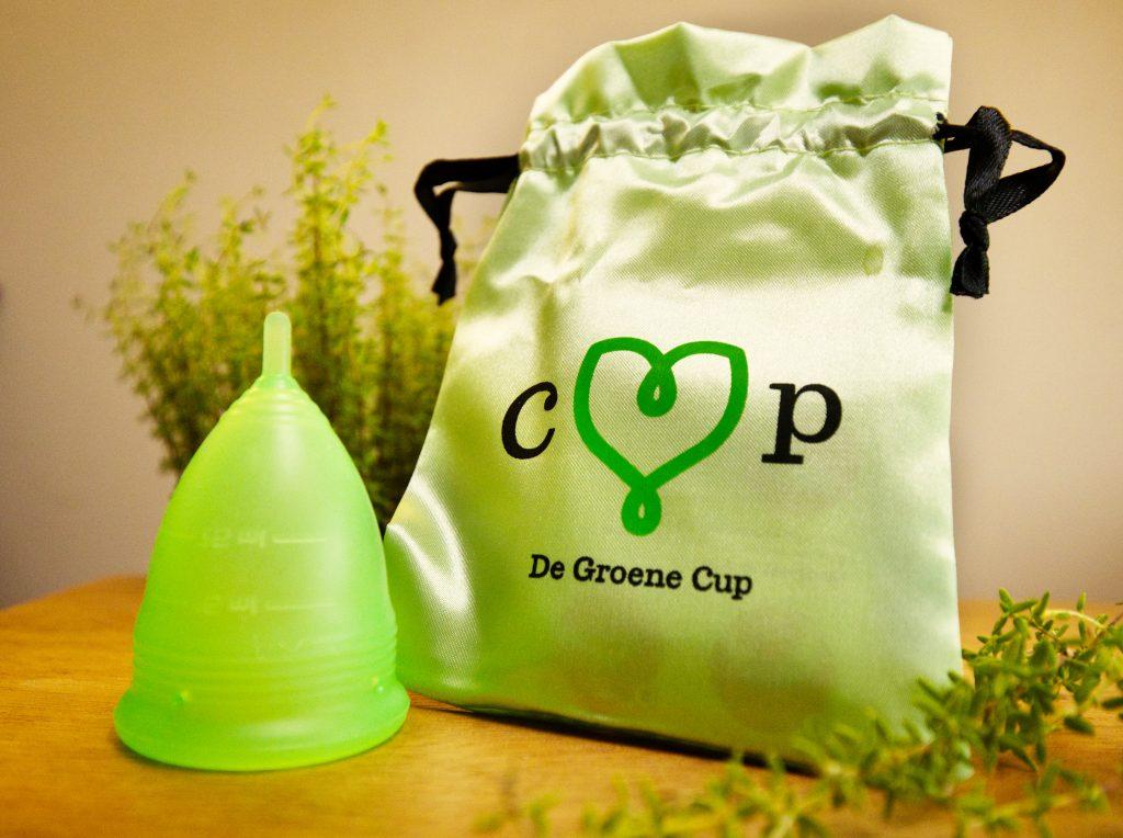 De groene cup
