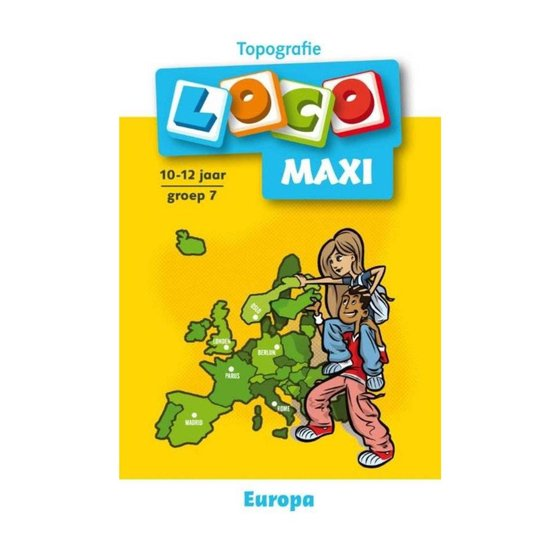 maxi loco topografie europa