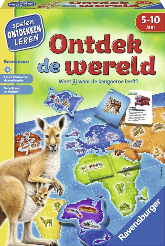 Ravensburger ontdek de wereld
