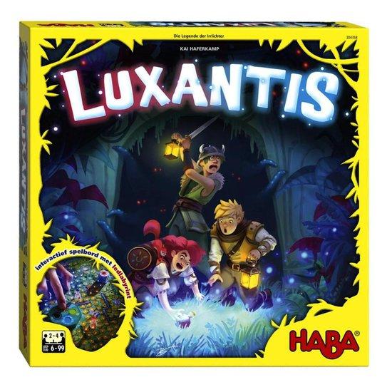 Luxantis cooperatief spel
