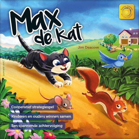 Max de Kat cooperatief spelletje