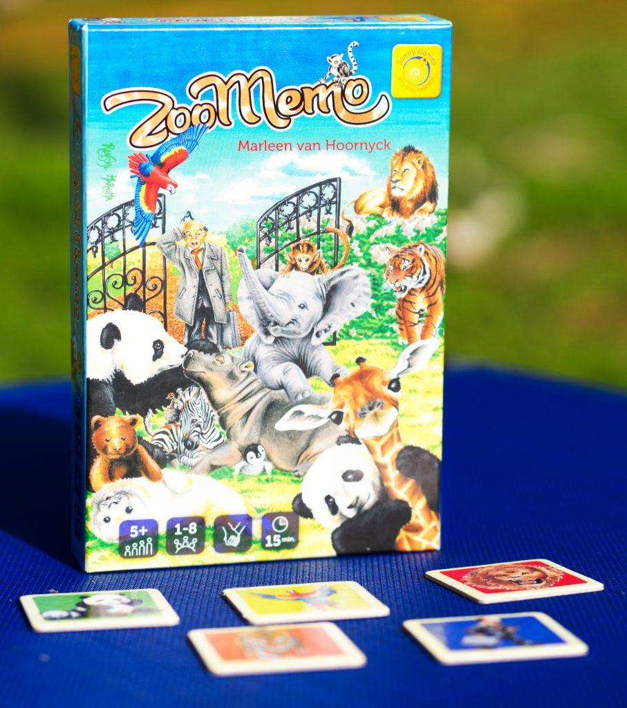 ZooMemo coöperatief spel