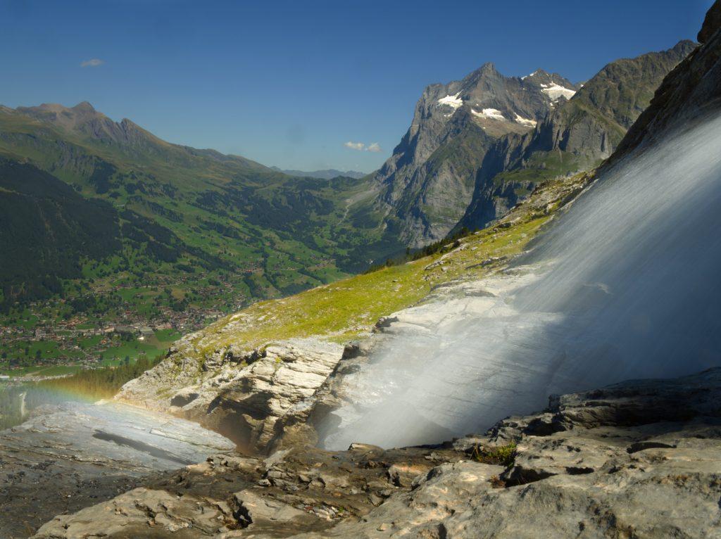 Eigertrail en Alpiglen Grindelwald