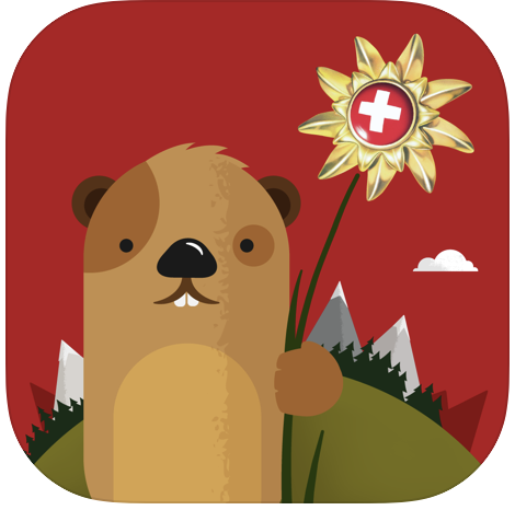 Family Trips app Zwitserland