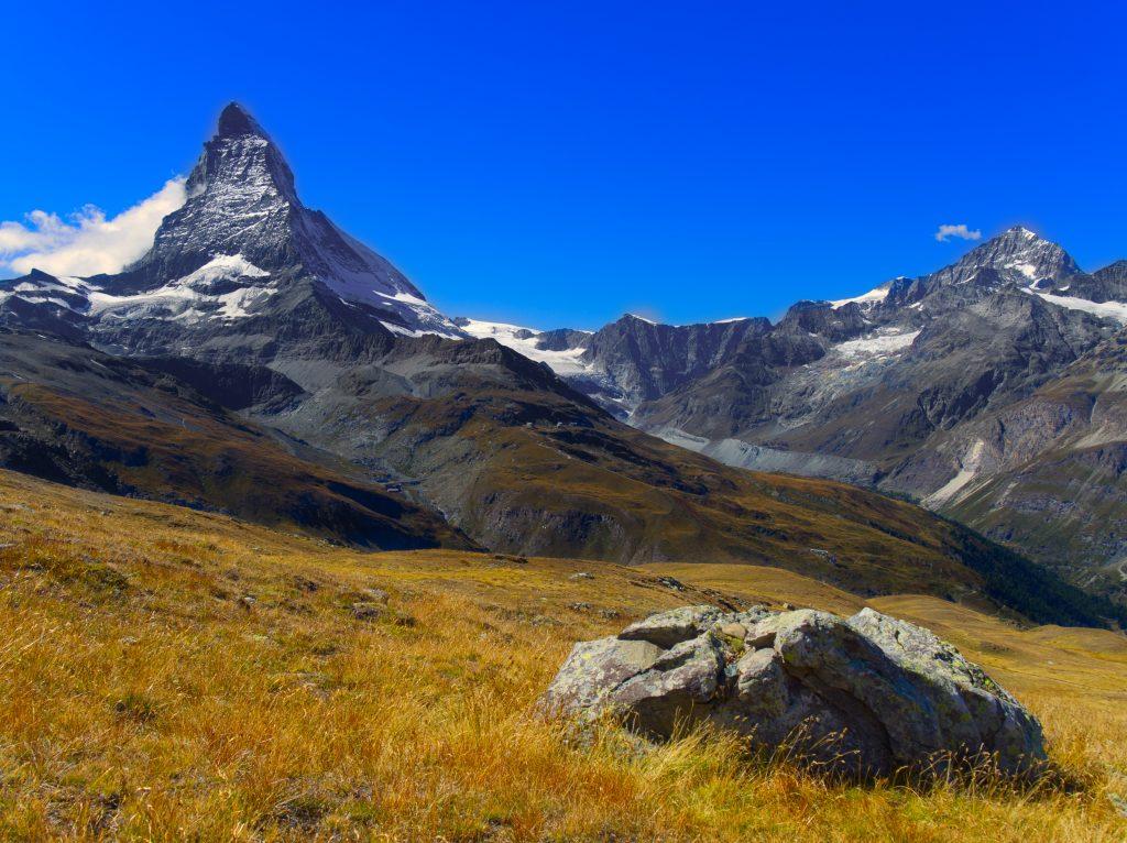 Zermatt Matterhorn wandelen