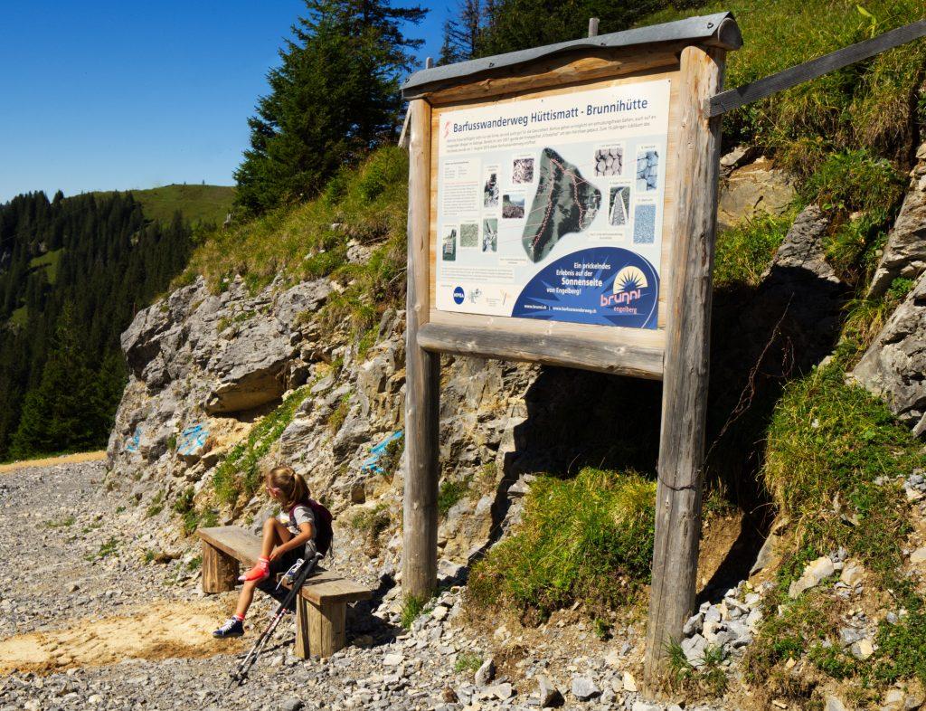 barfusswanderweg Engelberg