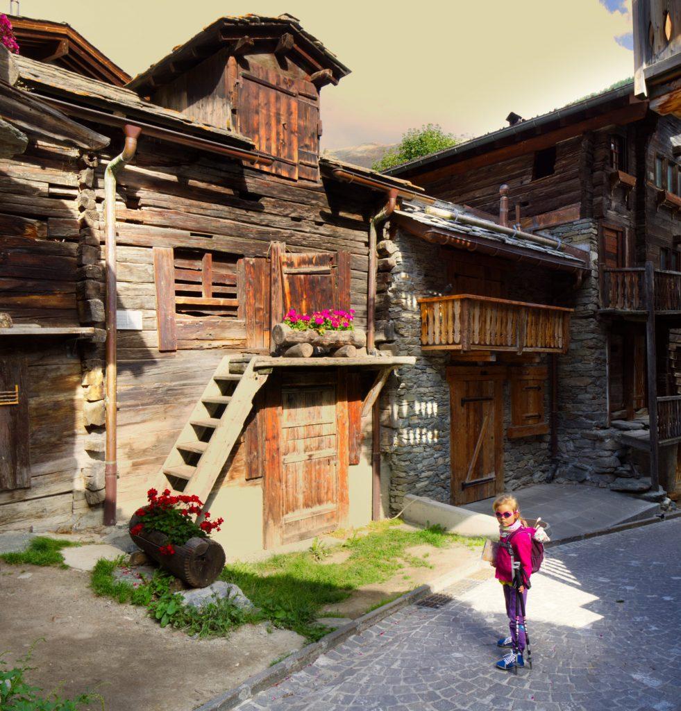 stadswandeling Zermatt