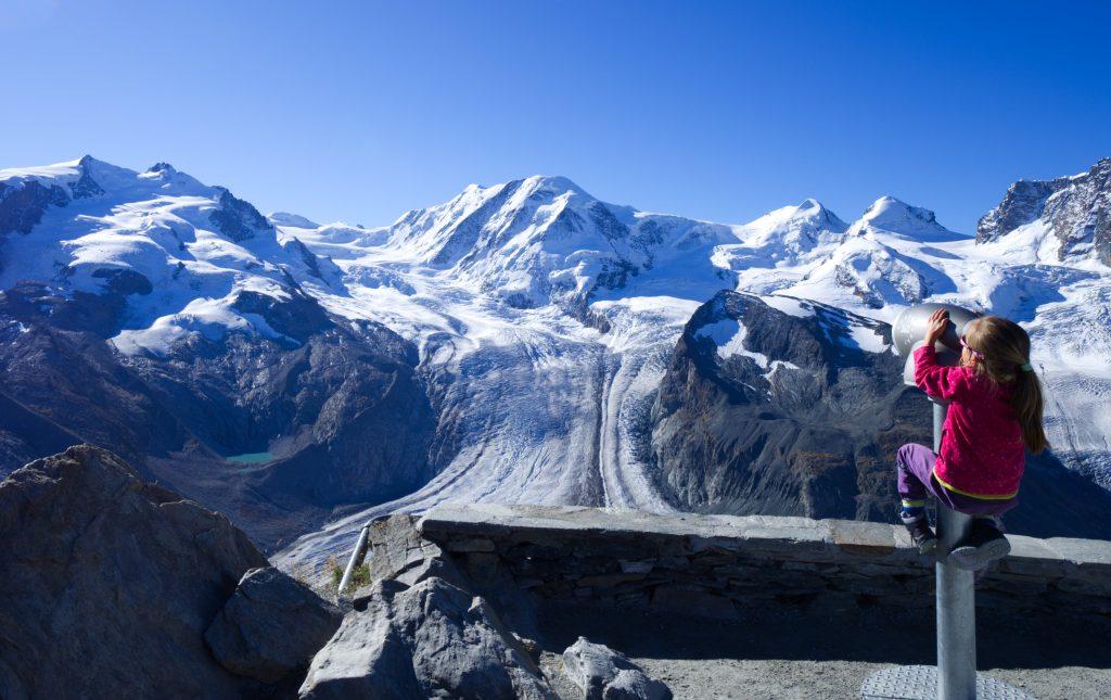 uitzicht Gornergrat zermatt